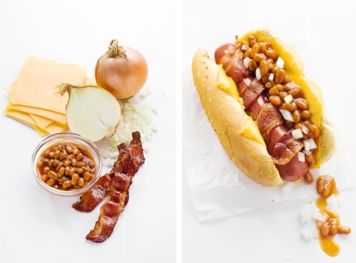 BACON CHEESE DOG SPREAD