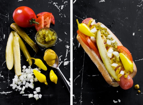 CHICAGO DOG SPREAD